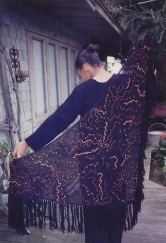 Clara's shawl