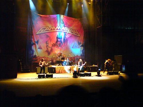 Gamma Ray en Lima - Peru