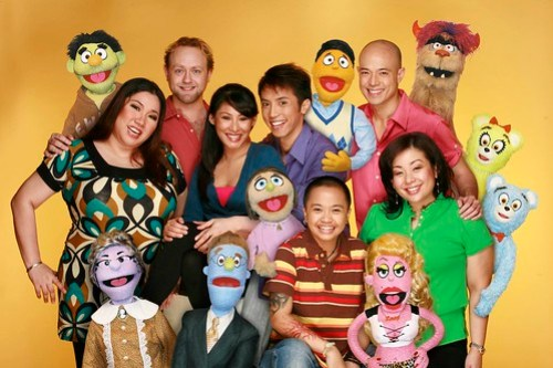 Fwd: Avenue Q: cast photo
