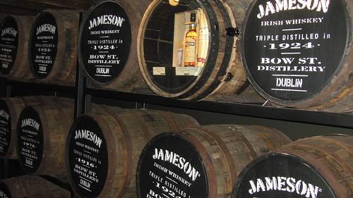 Jameson Casks