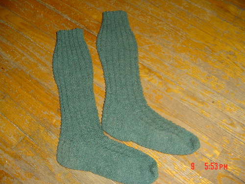 Shooting Socks - pair