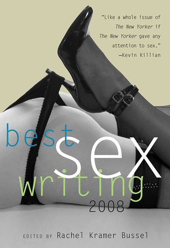 Best Sex Writing 2008 cover