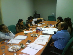 Meeting Koordinasi GMP