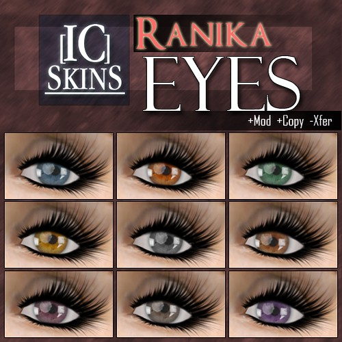 [IC-skins] eyes Ranika