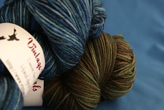 Vintage Purl Sock Yarns