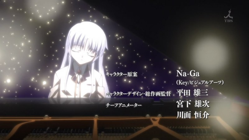 Angel Beats! OP ED - 03