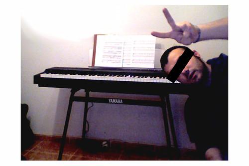 エレクト�ニックピアノ!!!!