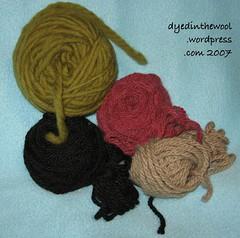 pressie yarn