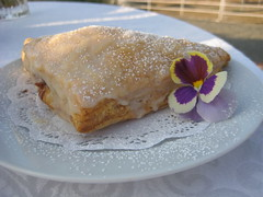 Cherry Wood Apple turnover
