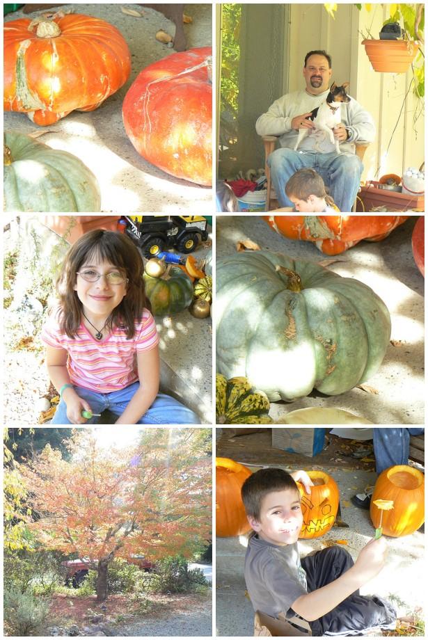 Halloween 2007 Mosaic