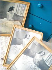 trio of vintage photos