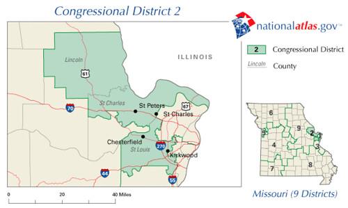 Missouri 2nd Congressional District