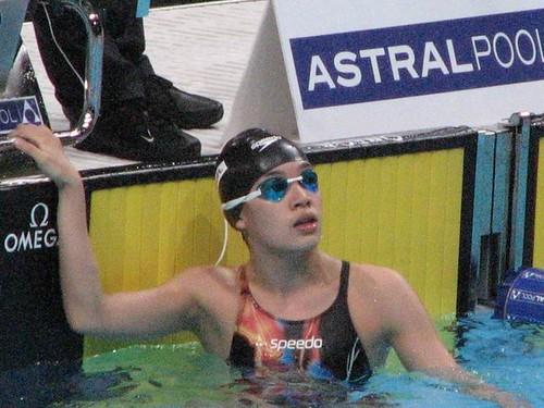 利安琪創新女子200蛙泳澳門紀錄