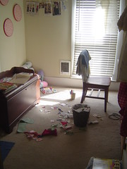And the mess