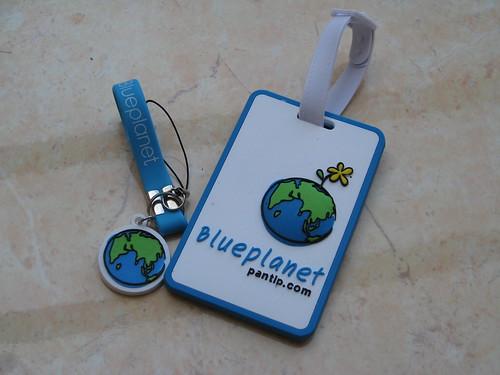 blue planet tag