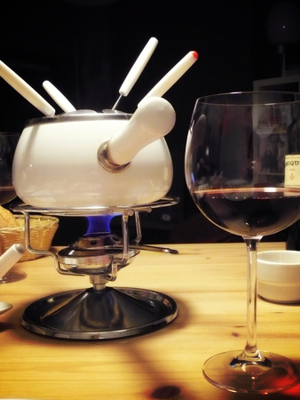 #157 - Stock fondue is romantic!