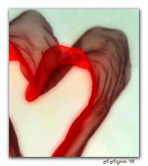 Hearts -  F L I CK E R -  T I C K E R