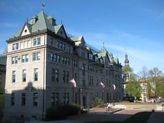 Hôtel de ville, Québec City