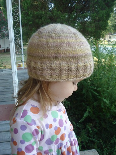 handspun Girl Hat