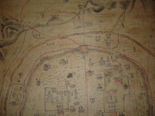 Alt Gimhae Karte