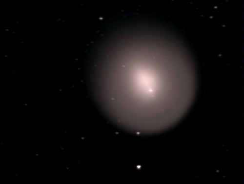 Comet 17P/Holmes on 11/4/07