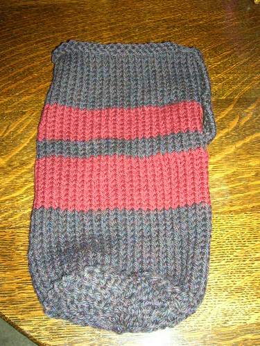 11-11 Wine Cozy Unfelted 1