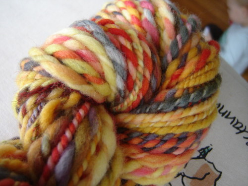 Fleece Artist handspun