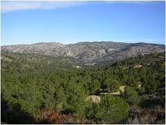 Vistas del valle de l'Avaiol