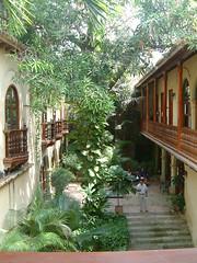 Patio ISS, Cartagena de Indias, Colombia