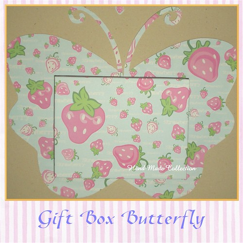 Gift Box Butterfly
