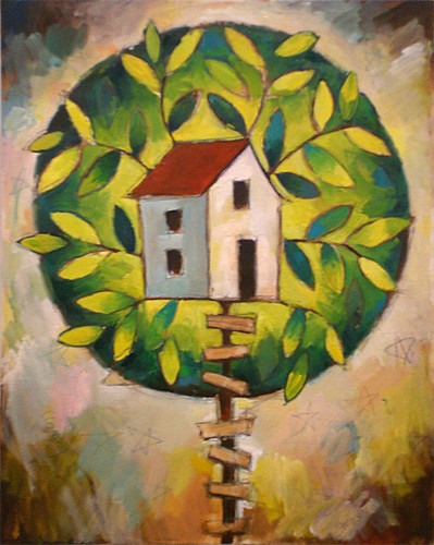 tree House-Oil