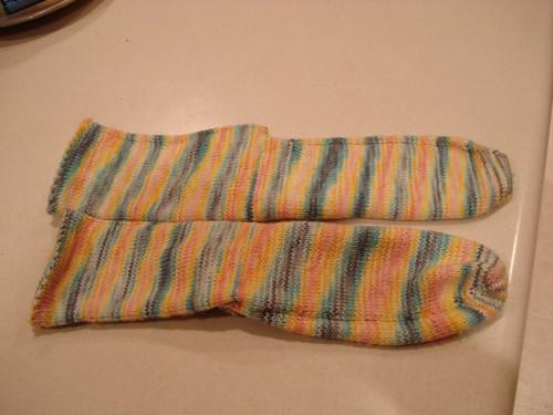 Easter Egg Socks