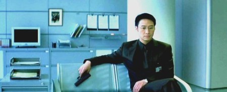 Leon Lai in Infernal Affairs III