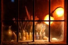 artist's window