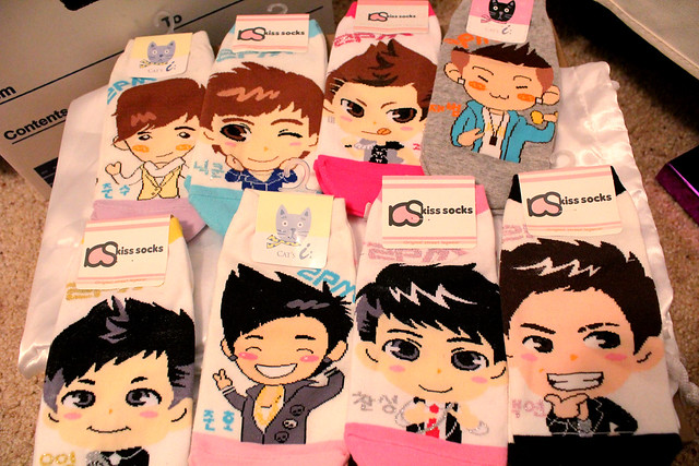 2pm socks edit