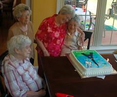 Aunt Grace 90th Birthday-16