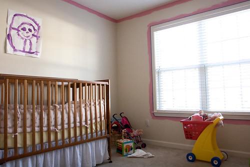 kat's room trim primed