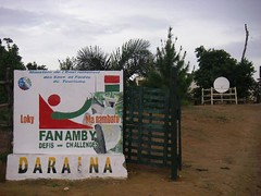 Fanamby à Daraina