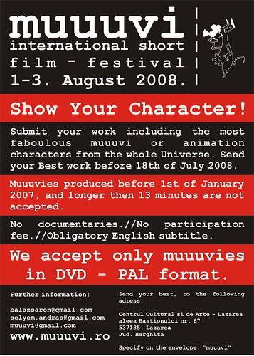 muuuvi international short film festival call to action