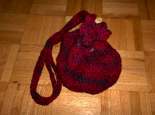 Spiral Berry Bag