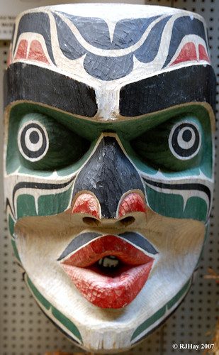Mask - UBC Museum of Anthropology