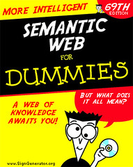 Semantic Web for Dummies?