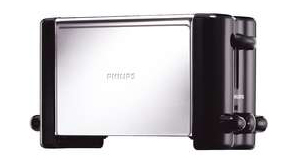 Philips metal toaster HD 4816