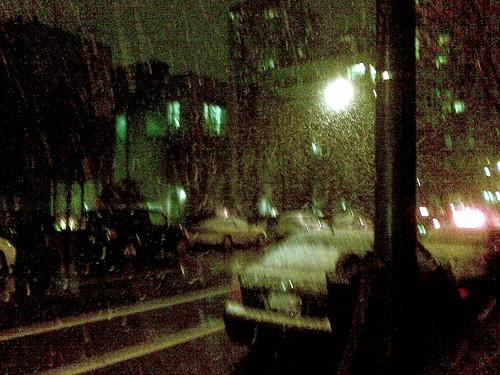 Snow! On Street!