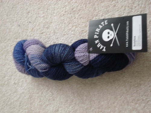 Yarn Pirate BFL Solstice