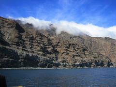 Fog Over Isla Guadalupe