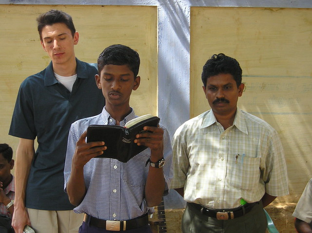 India Mission 2005 028