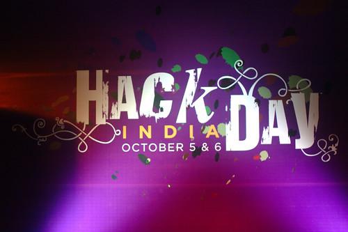 Hackday banner
