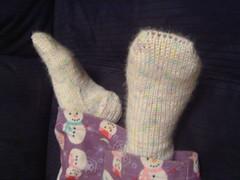 Socks for K.