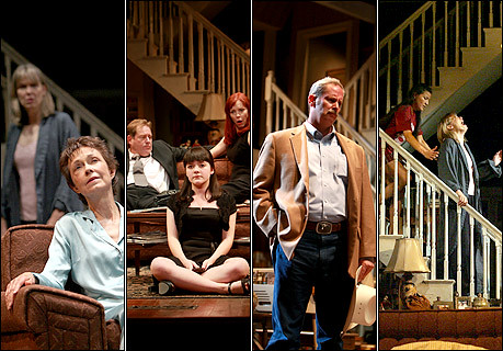 Scenes from August: Osage County